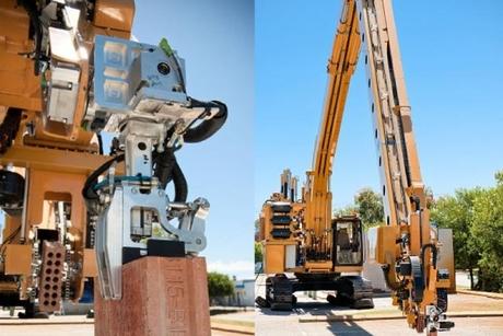 Australian inventor creates robot bricklayer