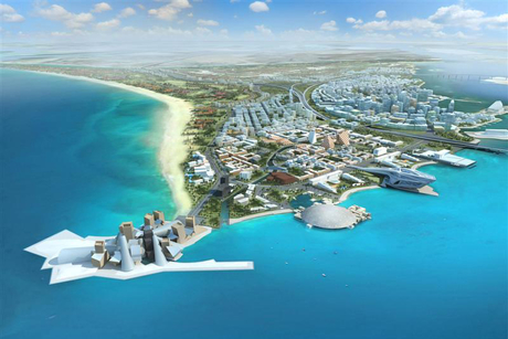 Nakheel and TDIC  float tenders at Dubai sites