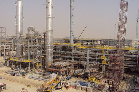 $20bn Sadara chemical complex hits 75% completion