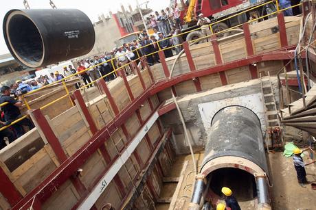 Oman's Al Ansari lowest bidder on sewage project