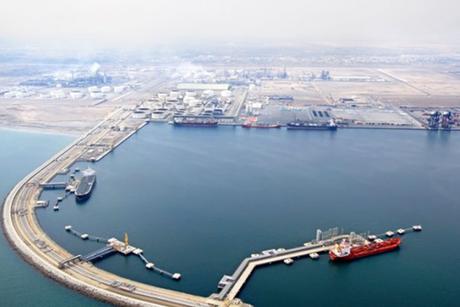 Oman's Sohar Port targets Iranian steel sector