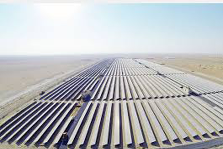 DEWA awards construction contract for solar park