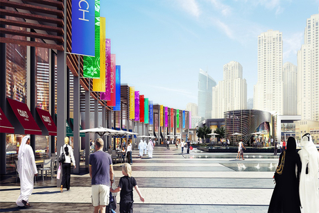 Benoy extols virtues of shopping mall 'experience'