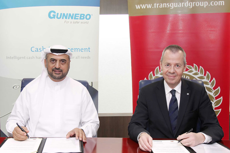 Transguard enters into partnership with Gunnebo