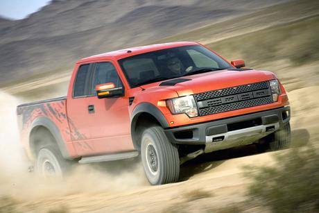 Ford truck sales make massive KSA leap