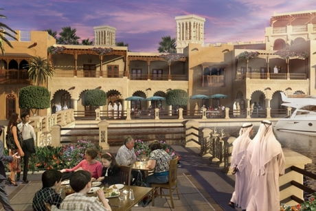 Abu Dhabi plans major tourist souk
