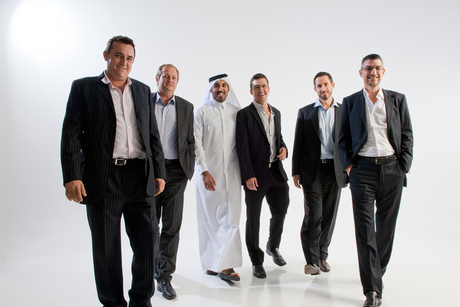 Face-to-face: The team at ALEMCO