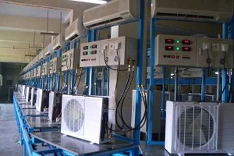 Air-con assembly a prime industry in the UAE