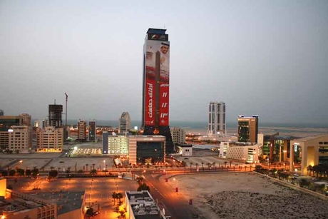 Bahrain mall to open five years after being built