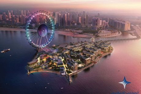 Meraas to start $1.6bn Bluewaters islands in April
