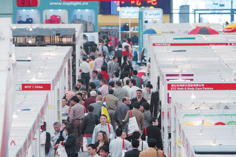 Three-day showcase of Chinese building wares