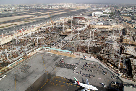 Top 5 airport projects in the GCC