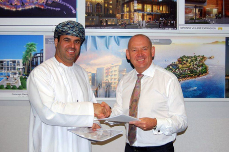 DSA appointed to design five-star Muscat hotel