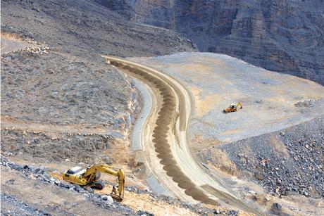 Site Visit: High way to Jebel Jais