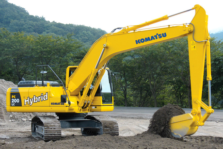 Komatsu sales up by 27% in Middle East