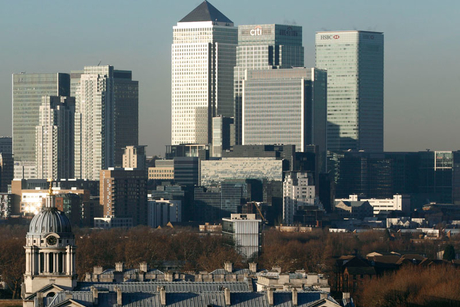 Middle Eastern investment in London property rises