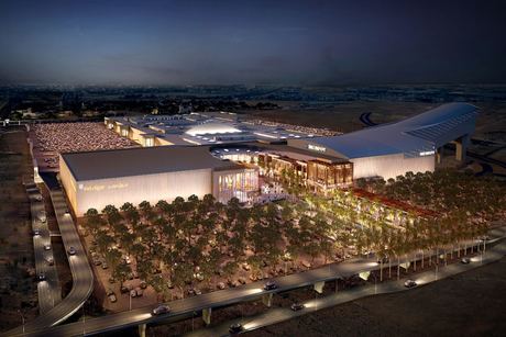 Work to start on Mall of Egypt scheme next month