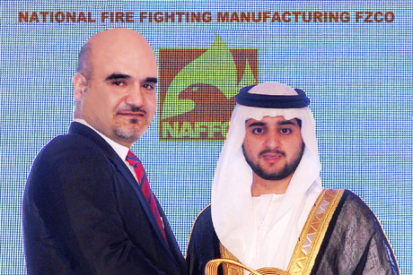 NAFFCO wins manufacturing excellence award