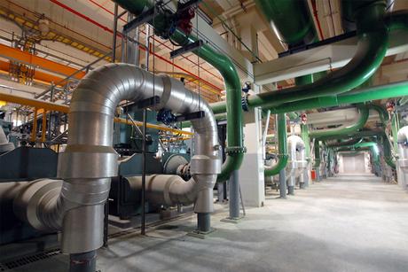 Ribbon-cutting for Qatar Cool plant
