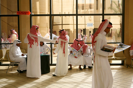 Saudi signs $166.8m worth of education contracts