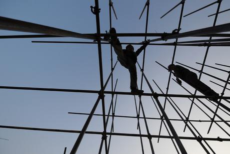 Al Diyar denies blame for scaffolding worker death
