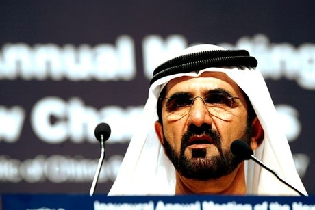 Sheikh Mohammed announces building of Union Museum