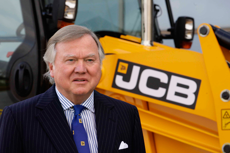 JCB's 2011 revenue highest in company history