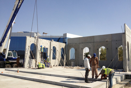 First modular mosque in Abu Dhabi slashes costs