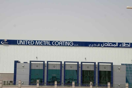 Metal coating firm launches new Dubai production