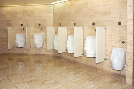 Dubai replaces 400 water-flush urinals