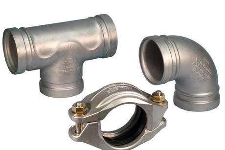 Victaulic launches high-pressure pipe system