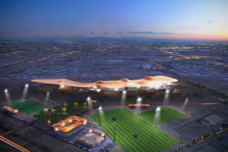 Atkins wins contract for Muscat sports academy