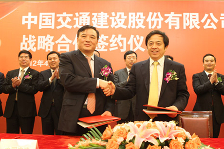 Sany partners with Chinese Doha Port contractor