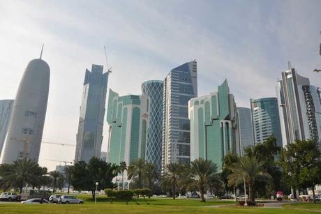 Korean firm makes 777m underground Doha sewer span