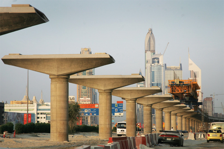 Qatar's key infrastructure projects