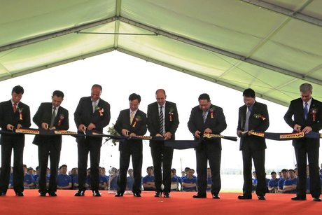Jotun opens factory and R&D facility in China