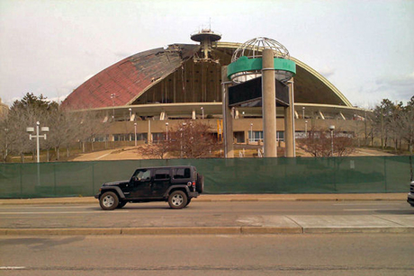 Video: Pittsburgh's Mellon Arena demolished