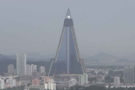 IN PICTURES: The world's six most ugly buildings