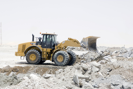 Expert: Construction produces 55% of GCC waste