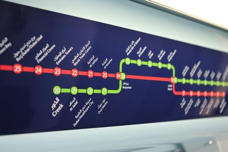 RTA announces temporary closure of three green line metro stations