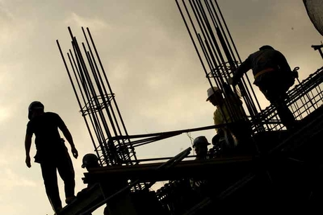 Outlook for construction job pool improves