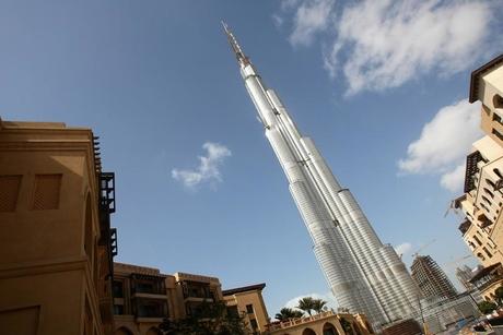 Burj Khalifa observation deck not world's highest