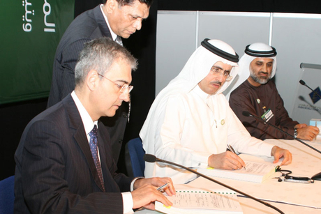 Dewa signs power, water contracts worth millions