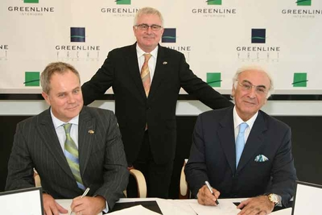 Greenline partners with Aerospace Interiors