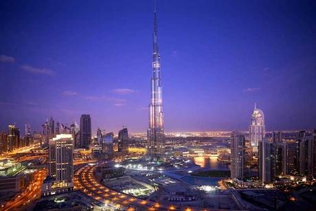 High praise for world's tallest tower