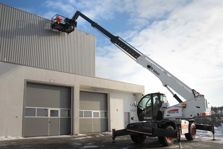 Pair of new telehandlers to lift local market