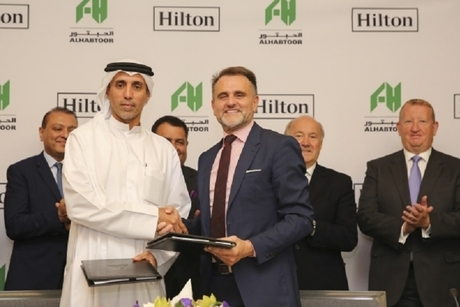 Hilton to operate Al Habtoor City's three hotels