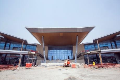 Construction update: Expansion of Ras Al Khaimah's Manar Mall
