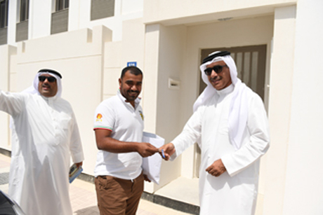 Bahrain's Khalifa Town housing project on track