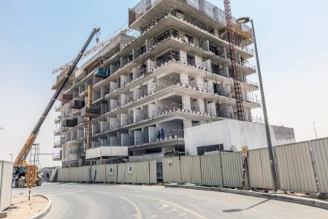 Binghatti on track to completing $16m project by September